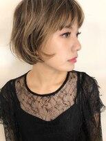 キアラ(Kchiara)前髪と扱いやすいショート/kchiara福岡天神川野直人