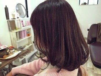 ルセット(Rusetto Hair&Eye)の写真/延岡エリアでは珍しい《レルミス取扱い店》☆ツヤ・まとまりの違いを実感!髪本来の美しさを叶えます―。