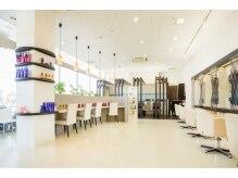 ヘアショップエヌアンドエー 久喜 栗橋店(hairshop N&A)の雰囲気(清潔感が心地よさを感じさせてくれます)