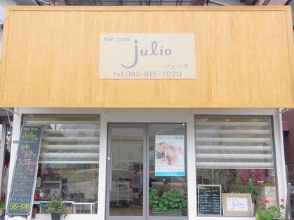 ヘアルームジュリオ(hair room julio)の写真