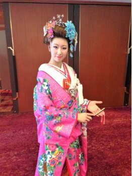 コマバ(KOMABA)の写真/特別な日にまわりと差を付けたい方☆メイク、ヘアセット、着物や髪飾りのレンタルまでおまかせください♪