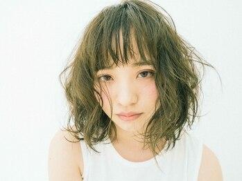 """ヘア クル(hair curu)の写真/毛髪強度の高い""""TOKIOトリートメント""""取扱いサロン!まるでシルクのような手触りと質感をお試しください♪"""