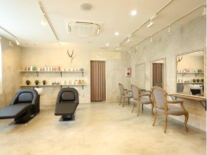mimi  Salon de coiffure【ミミ サロンドクワフュール】