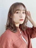 ガーデントウキョウ(GARDEN Tokyo)【GARDEN荒井夏海】顔周り小顔レイヤーロブ