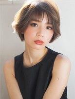 MY hair design センシュアルショートフェミ 三角祐太