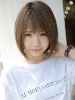 アグ ヘアー ジャパン 札幌9号店(Agu hair japan)軽やか♪小顔ショート