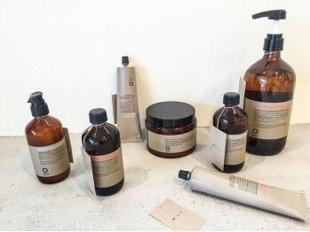ヘアメイク ミッカ(HAIR MAKE MICCA)の写真/国内で取扱希少な【rolland-ローランド-】を使用!植物美容研究のノウハウで理想の美髪へ…