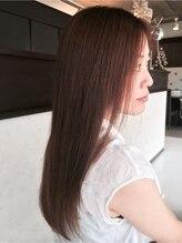 レイシー(Perm&Color STUDIO RASIE)滑らか手触り♪美髪ストレート