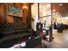 パンドーラ美容室 寿町店(PANDOLA)の雰囲気(落ち着いた店内。)
