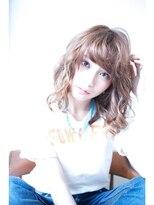 mighty2015☆summer☆透明感ミディ☆