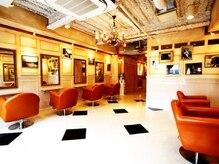 オーブ ヘアー リノ 京都2号店(AUBE hair lino)の雰囲気(こだわり抜かれた上質空間。長時間の施術も寛いで過ごせます。)