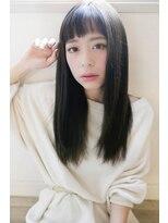 【Lolonois豊中】黒髪♪ストレートロング(藤岡なおき)