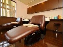アナンダ ヘアデザイン(Ananda hair design)の雰囲気(癒しのシャンプーコーナーです。極上ヘッドスパコースあります。)