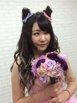 【プレストベル】 ツインネコ耳 D-14
