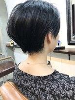 エトネ ヘアーサロン 仙台駅前(eTONe hair salon)大人可愛い艶ショート20代30代40代