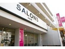 サロンズヘアー 五日市中央店(SALONS HAIR)