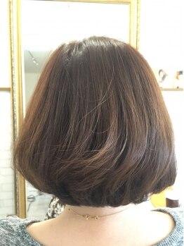 パーチェヘアー(Pace hair)の写真/≪カット¥2480≫≪カット+カラー¥3980≫≪カット+パーマ¥5980≫お得なサービスクーポンご用意♪
