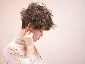 アルルヘアー ビープラス(ARURU HAIR Be+)の写真/気になるところにボリュームアップ。マジックヘアーでお悩み解決!!お洒落をもっと楽しむ☆