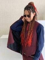 裾カラーブレイズ