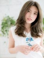 おおたかの森/髪質改善/ハイライトカラーで韓国風ヨシンモリ♪a