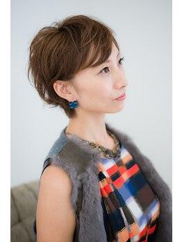 ファンタジーヘアー(Fantasy Hair)の写真/【オートシャンプー+カット¥2300/カット+カラー¥5850~】月1でのメンテナンスも叶う良心価格が嬉しい☆