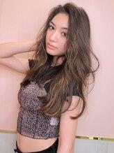 """シマ シックス ギンザ(SHIMA SIX GINZA)""""messy layer hair"""""""
