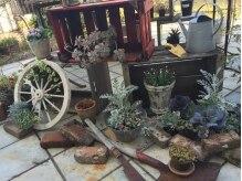 ガネーシャ たまプラーザ店(ganesya)の雰囲気(こだわり満載のサロン♪お庭もあります)