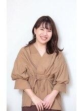 ヘアーサロン クスキ(hair salon KUSUKI)西村 緑紗