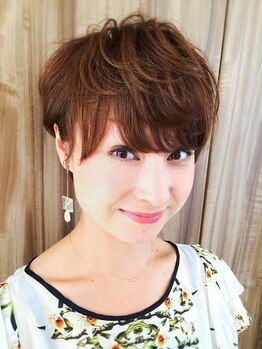 フフ 稲沢店(FuFu)の写真/隠すカラーを魅せるカラーに♪お洒落も楽しみたい大人女性必見のワンランク上の白髪染め。