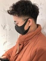 《長谷川愛》ソフトモヒカン刈り上げアップバングレイヤー束感