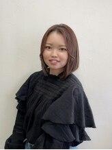 ヘアーアンドメイク ポッシュ 新宿店(HAIR&MAKE POSH)浦井 奈津美