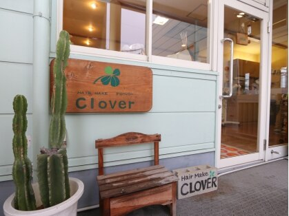 HAIR MAKE Clover