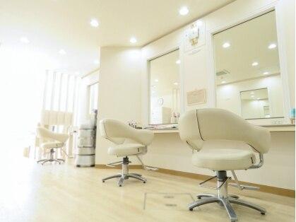 カットサロン グローリー(cut salon GLORY)の写真