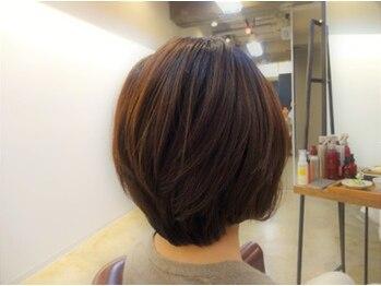 ゼルコバ(ZelCova)の写真/白髪染めとお洒落染めの境界をなくすZelCovaのカラー★絶妙な3Dカラーで自然かつお洒落に髪色を楽しめる♪