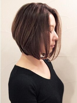 ドルーチェ(Doluce)の写真/【口コミ高評価】髪のお悩みは『ヘアリセッター』で解消!髪質やクセが気になる方も再現性の高いスタイルに