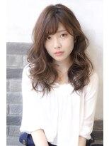 アルモヘアヴォーグ 静岡(ALMO hair VOGUE)【ALMO】大人かわいいラフウェーブハイライトオリージュ