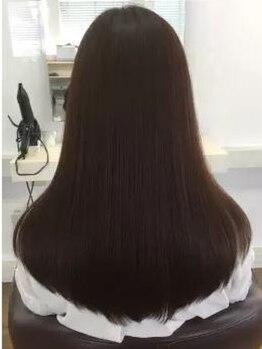 クオーレヘアの写真/髪のダメージが気になる方・いつまでも綺麗髪を保ちたい方必見◎CUORE hairのトリートメントで創るキレイ髪