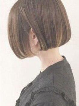 ヘアーデザイン グランジュテ(Hair Design grand jete)の写真/くるくる天然・うねうね縮毛~もわもわエイジング毛まで、多種多様なクセ毛のお悩みに丁寧に対応します!