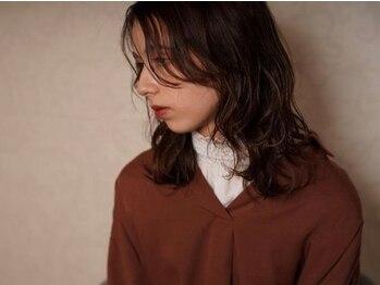 ルクスス(Ruxus)の写真/【ヴィラロドラのオーガニックカラー】92%天然由来成分のカラーで美艶髪に♪[世田谷/駒沢大学]