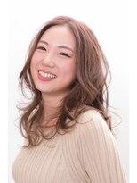 フラムリングス麻布(Framlings azabu)30代、40代におオススメ☆ セミロングのぬけ感ウェーブ