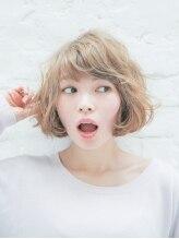 クロエ 恵比寿(Cloe)~カールショートボブ~
