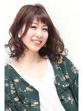 アメイジングヘアー(Amazing HAIR)ウェーブ ☆ ロブ