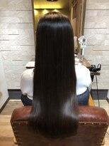 アイビーヘアー(IVY Hair)ジュネスストレート☆ロングヘア