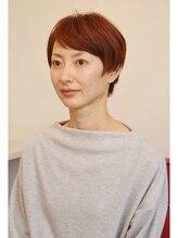 ヘアデザイナーズサロン ジジ(Hair Designers Salon JIJI)キレイめショート