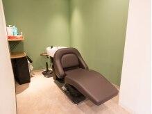 ゴッパヘアデザイン 実籾店(58GOPPA!hair design)の雰囲気(ゆったりリラックスできるフルフラットのシャンプー台完備♪)
