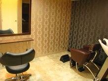 ユーフォリア ヘア(euphoria hair)の雰囲気(個室は無料でご利用いただけます。お子様同伴の方でもOKの空間♪)