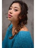 外国人風*long hair arrange#002