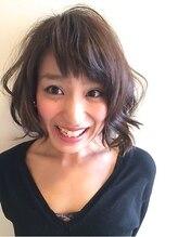 ドアー ヘア ラテ(Door hair.latte)大人カジュアルボブ♪