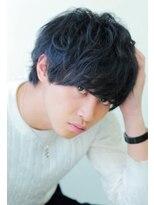 リップス 吉祥寺アネックス店(LIPPS)山崎賢人 髪型 WAXなし ナチュラルマッシュ パーマ