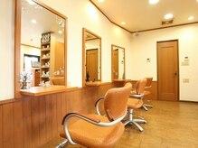 美容室 チャオ(Ciao)の雰囲気(明るい気持ちになれる、アットホームなサロンです。)